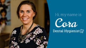 Bio Photo of Larsen Family Dentistry Staff Member Cora