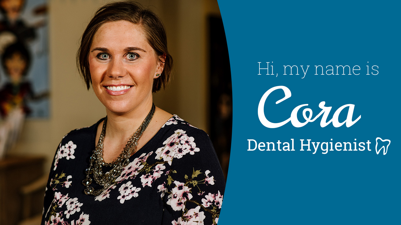 Bio Photo of Larsen Family Dentistry Staff Member Cora